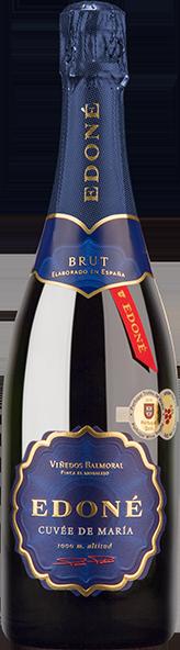 Balmoral-Edoné Cuvée de María Chardonnay-Schaumwein