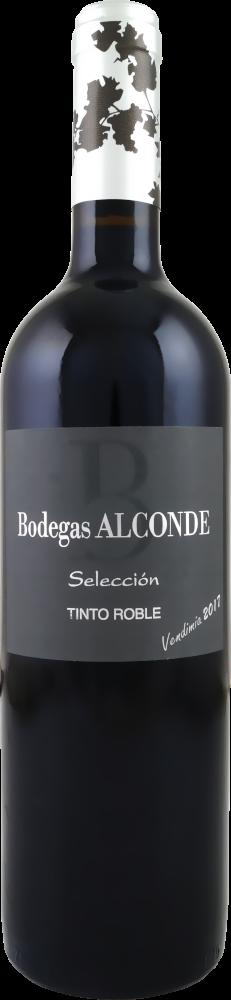 Alconde Tinto Roble Seleccion 2017