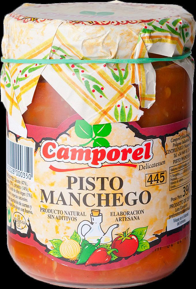 "Camporel ""Pisto Manchego"" (Gebratenes Gemüse) 390g"