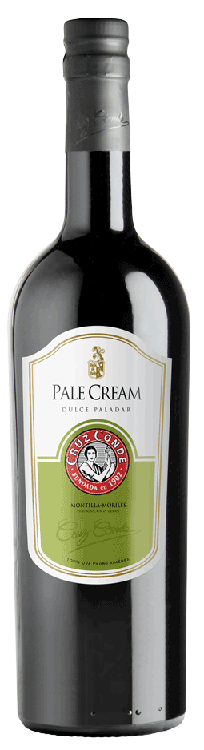 Cruz Conde Sherry Pale Cream