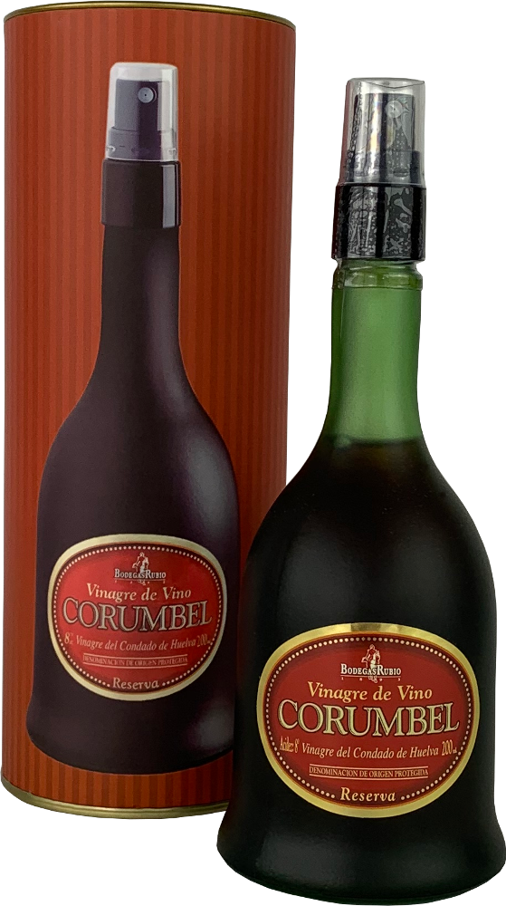 CORUMBEL Reserva Vinagre DOP de Anada 1965