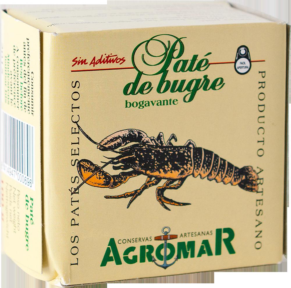 Agromar Paté de bugre (Hummerpastete) 100g