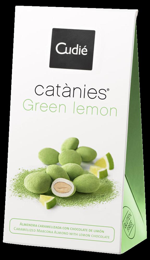 Catànies Green Lemon 80g-Packung