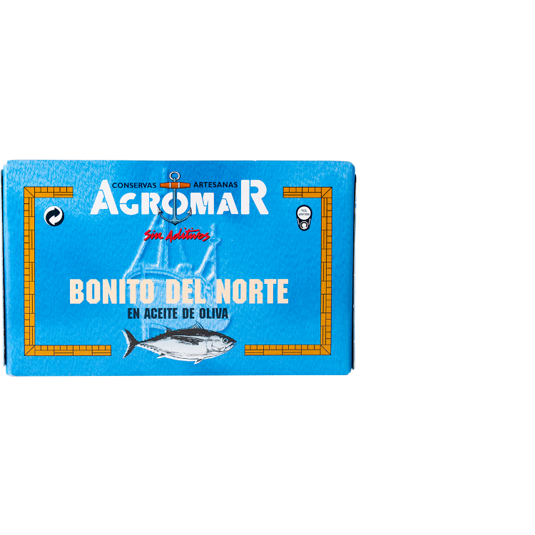 Agromar Bonito del Norte (Weißer Thunfisch in Olivenöl) 85g