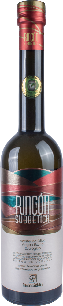 Rincòn de la Subbética Aceite de Oliva Virgen Extra 0,5l aus ökologischer Herstellung