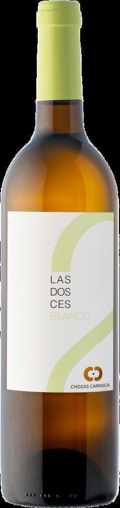 Chozas Carrascal Las Dos Ces Blanco 2019 (Bio)