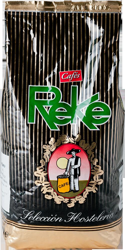 Reke Café (80% Natural / 20% Torrefacto), ungemahlen, 1kg