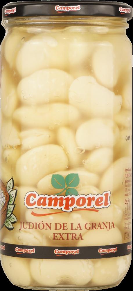 Camporel Judión de la Granja al Natural Extra (Elefantenbohnen) 520g