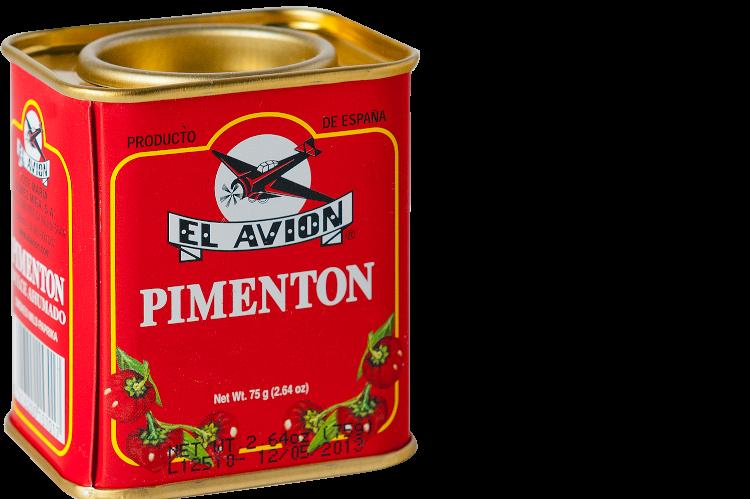 El Avión Pimentón Dulce 75g