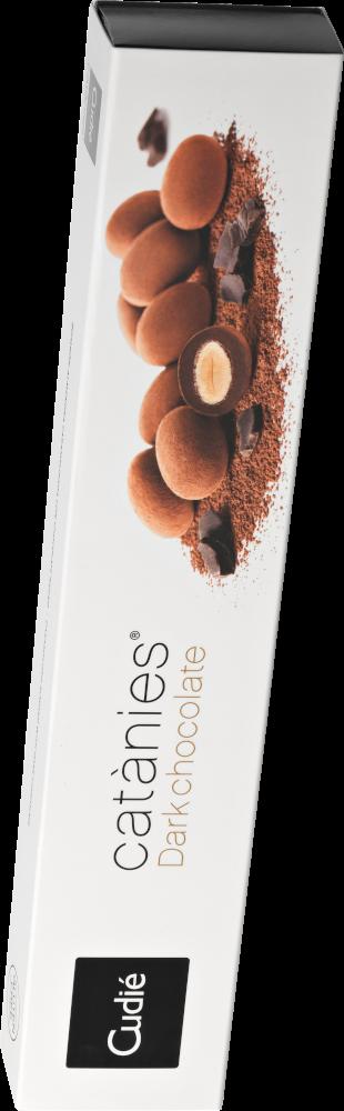 Catànies Dark Chocolate 250g-Packung