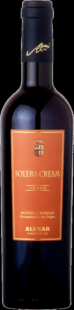 Alvear Solera Cream Pedro Ximénez
