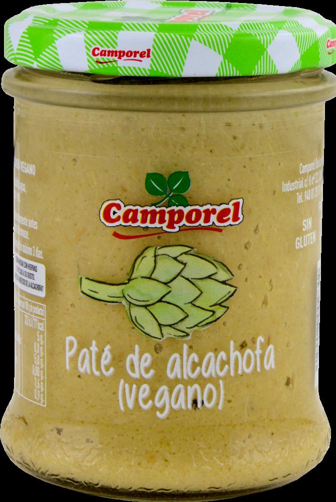 Camporel Paté de Alcachofas a la Romana (Artischockencrème)
