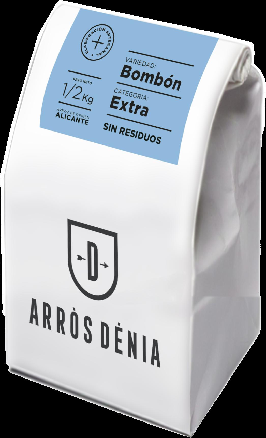 Arròs Dénia Bombón Extra 0.5 KG