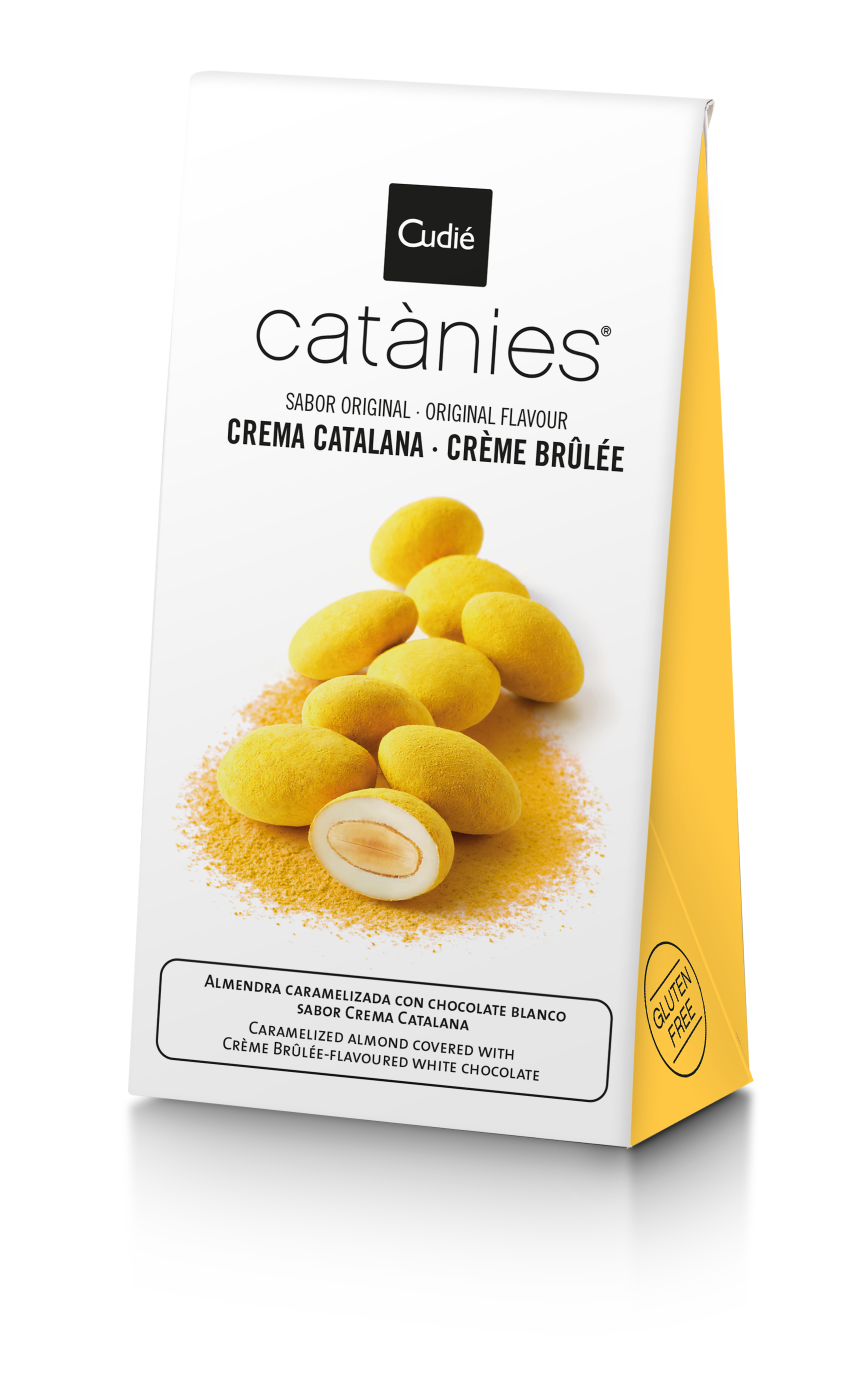 Catànies Crema Catalana (Crème Brûlée)  80g Packung