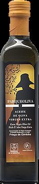 Parqueoliva Aceite de Oliva Virgen Extra 0,25 Glasflasche