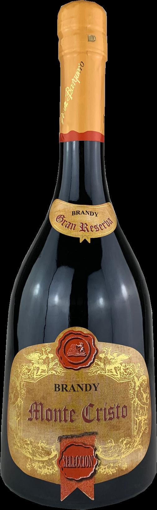 Brandy Monte Cristo Gran Reserva Selección
