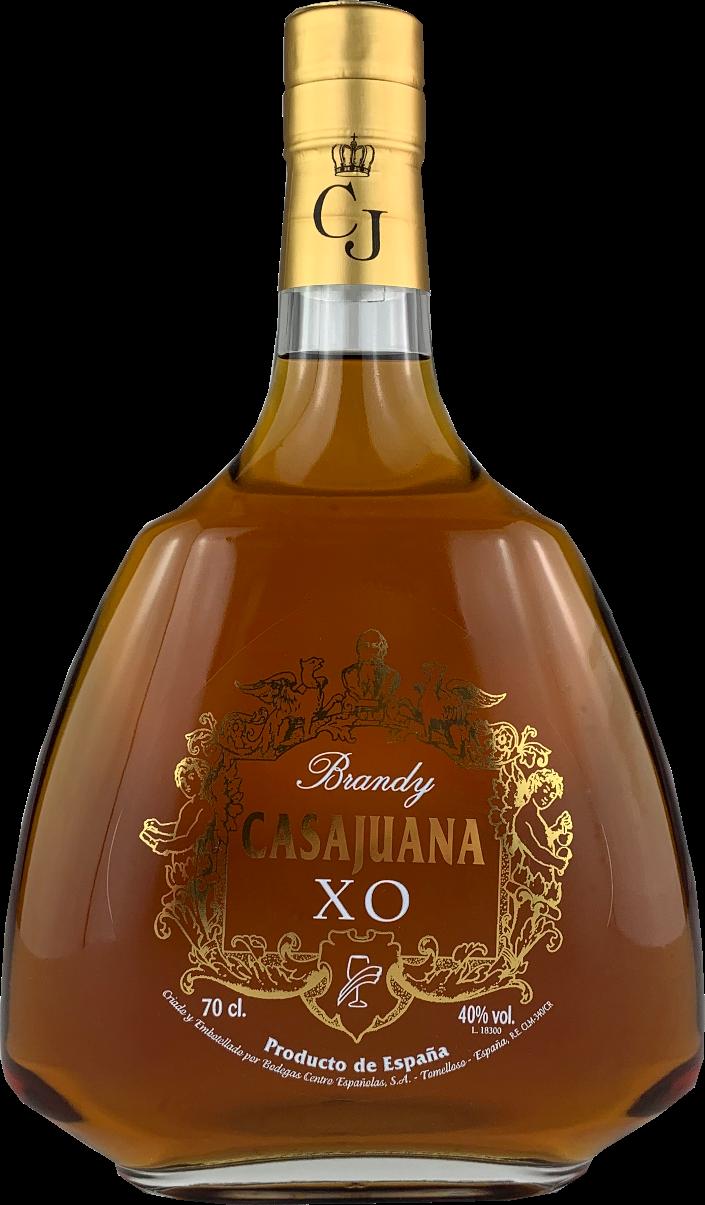 """Brandy Casajuana XO (""""eXtra Old"""")"""