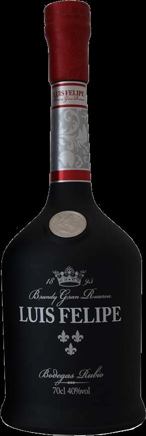 Luis Felipe Brandy Gran Reserva 0,7l-Flasche
