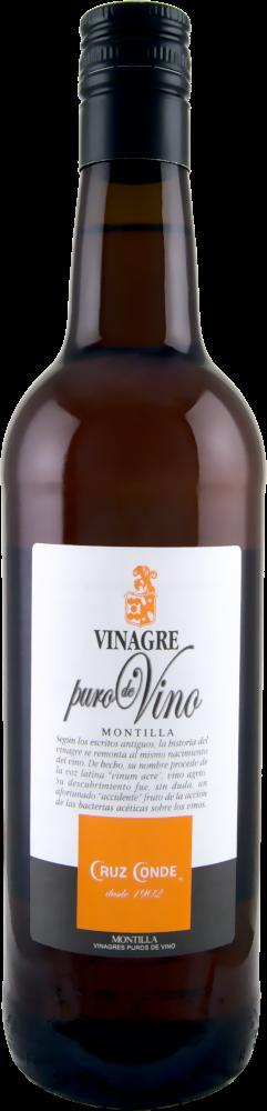Cruz Conde Vinagre Puro de Vino