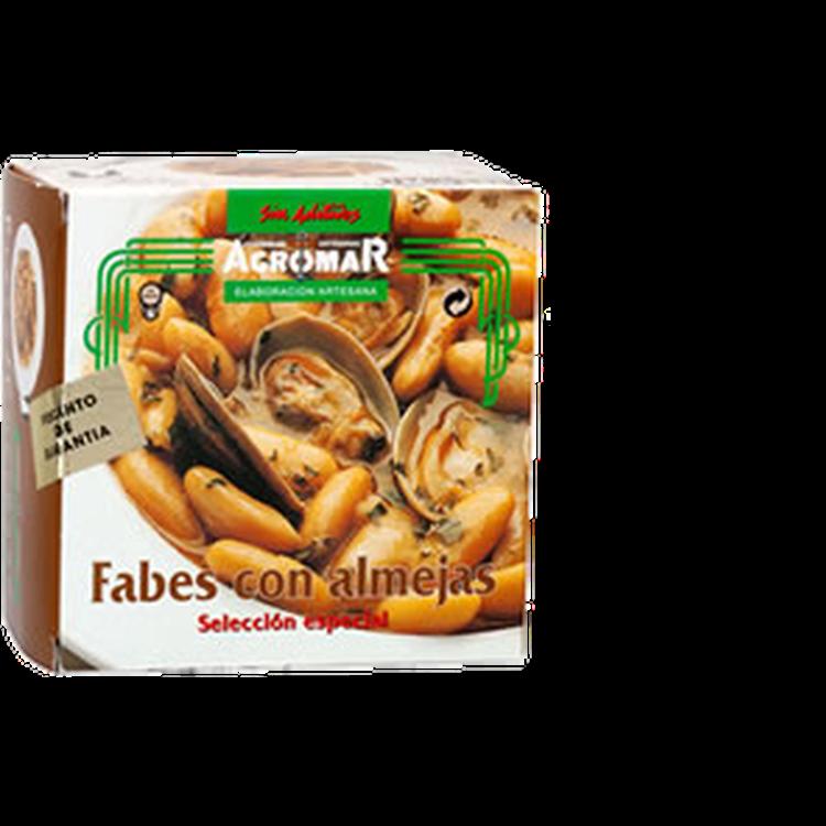 Agromar Fabes con Almejas (Bohnen mit Muscheln)